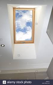 Celing Window by Velux Stock Photos U0026 Velux Stock Images Alamy