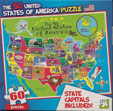 United States Map Puzzles by United States Map For Kids Kodok Pooldocs Us