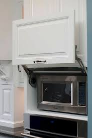 kitchen cabinet microwave shelf 71 best built in microwave cabinet inspirations for beautiful
