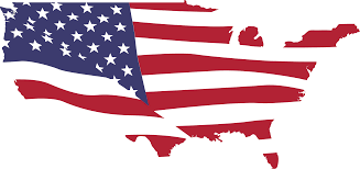 Alaska And Usa Map by Clipart Usa Map Flag Without Alaska Puerto Rico And Hawaii