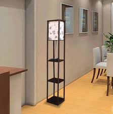 Japanese Floor Lamp Floor Lamps With High Wattage Japanese Floor Lamp With Shelves