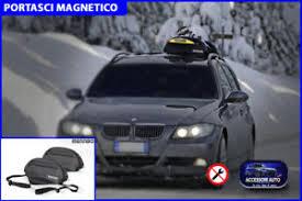 porta snowboard per auto porta snowboard universale per auto magnetico con chiavi antifurto