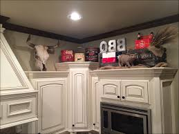 marvelous martha stewart decorating above kitchen cabinets 96