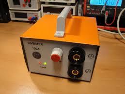 diy inverter welder time for science