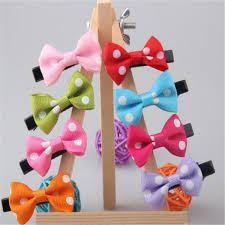 diy baby hair bows baby hair bow clip diy mini children s hair accessories baby
