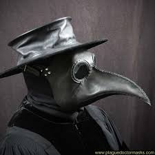 plague doctor s mask nostradamus plague doctor mask for your plague doctor custome