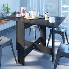 collapsing dining table reclaimed wood dining tables wayfair co uk