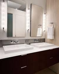 Bathroom Bathroom Vanity Lights Latest Gallery Photo - Bathroom vanity light mounting height