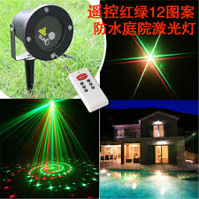 Laser Light Decoration Delightful Design Christmas Laser Light Show Projector Outdoor
