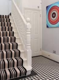 black and white striped stair carpet 2 jpg 999 1 359 pixels
