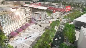 washington dc audi stadium updates d c united