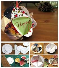 upcycling what a great idea except we don t get so many cards
