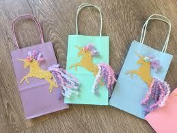 unicorn bridal shower unicorn unicorn gift bags unicorn baby