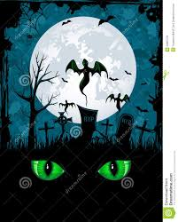 halloween scary background green scary background stock photo image 20867570