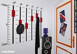 Guitar Home Decor Uncategorized Funky Home Decor Fun Accessories Rocket Design 1