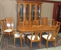 dining tables pottery barn dining bench broyhill formal dining