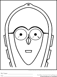 star wars coloring pages c3p0 coloring pages pinterest star