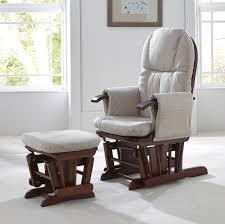 Gliding Chair Tutti Bambini Glider Chair Walnut Gc35 Interiors Nursery