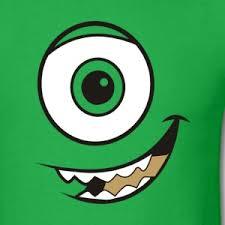 shop mike wazowski shirts spreadshirt