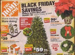 home depot best christmas tree deals on black friday home depot black friday ad 2012 ftm