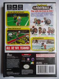 backyard football for gamecube outdoor furniture design and ideas