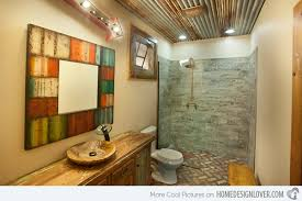 rustic bathroom design 15 bathroom designs of rustic elegance home design lover