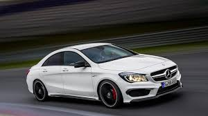 mercedes mercedes benz amg cla45 coupe news and reviews motor1 com