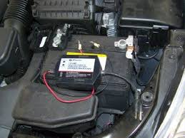 2002 hyundai accent battery car battery goes dead after a few days 5 steps