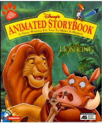 disney u0027s animated storybook lion king