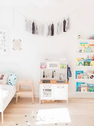 Ikea Play Kitchen Hack by A Modern Pastel Shared Baby And Toddler Room Happy Grey Lucky