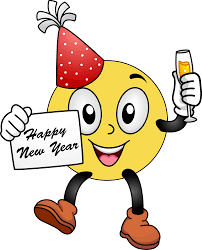 champagne emoticon new years emoji emoji world