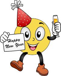 champagne emoticon new years emoji emoji world