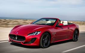 maserati 4 door convertible 2015 maserati granturismo to signal new styling direction