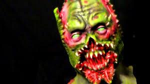 venus flytrap predator monster latex halloween mask youtube