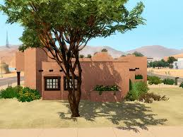 adobe house mod the sims sonora adobe house