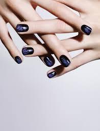 tom bachik manicure nail art fashion magazine