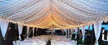 wedding tent lighting string lights for wedding tent ewakurek