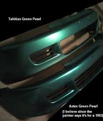 tahitian green vs aztec green honda tech honda forum