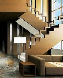 staircase wall design ideas modern wooden staircase wall with