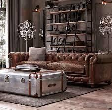 canapé chesterfield cuir vintage canapé chesterfield cuir vintage 40 fauteuils divans