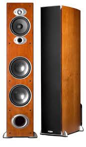 Polk Bookshelf Speakers Review Polk Audio Rti A7 Floorstanding Speaker Editorial Review Audioreview