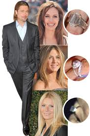 aniston wedding ring who got the better ring engagement rings