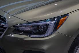 subaru headlight styles 2018 subaru outback gets new style tons of tweaks autoguide com