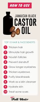 essential oils for hair growth and thickness 3 best jamaican black castor oils for hair growth that really work