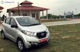 datsun datsun redi go test drive review india with video and images