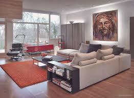wide plank oak in atlanta modern home