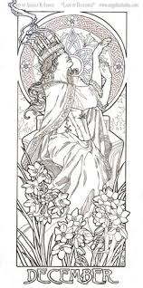 lady art angelasasser deviantart