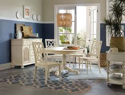 hooker furniture dining room sandcastle 48in round dining table w