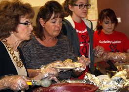 4th annual feed benson thanksgiving local news stories
