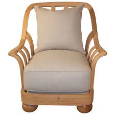 Overstuffed Armchair by Overstuffed Armchair